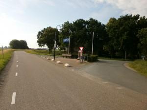 Exodus wandeltocht Huissen 2012