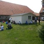 Exodus Huissen 40km rustpost